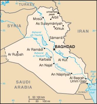 iraq economy 2018