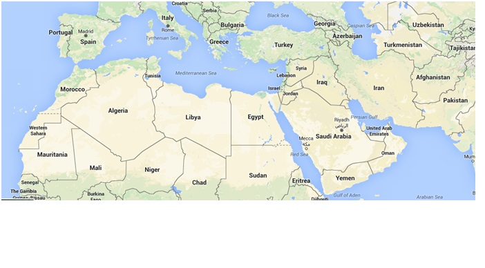 Arab, Middle Eastern, and Muslim? What\'s the Difference ...