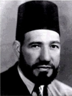 Hassan Al Banna, Founder of the Muslim Brotherhood