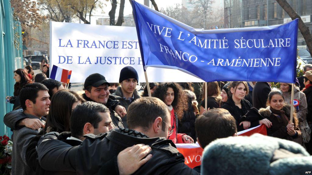 Armenian Genocide Recognized