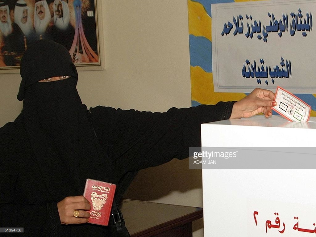 Bahrain Referendum