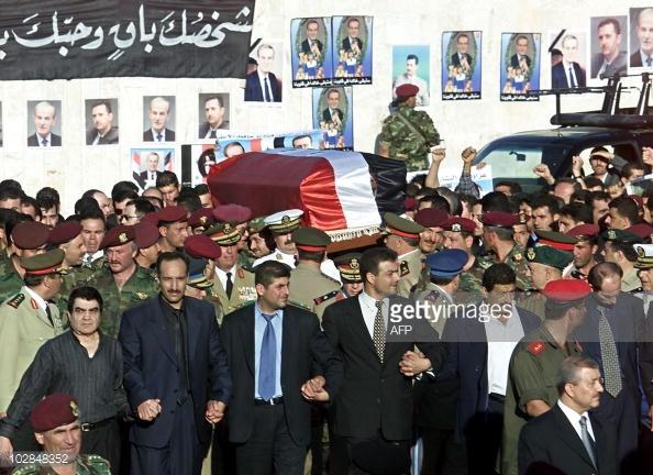 Hafez al-Assad Dies