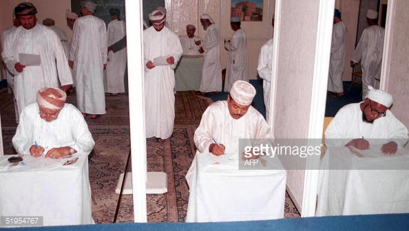 First Elections in Oman