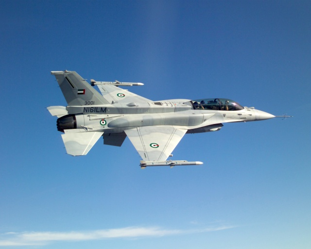 UAE Buys Fighter Jets