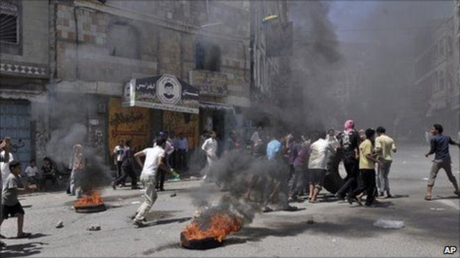 Electoral Violence in Yemen