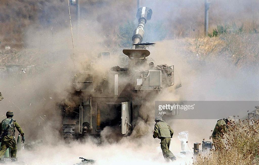 Israel & Hezbollah Fight
