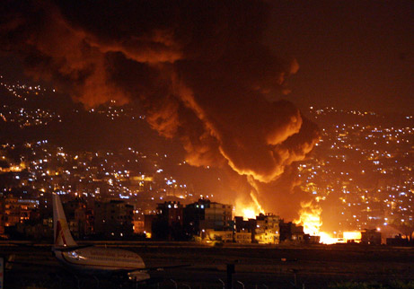Israel-Hezbollah War