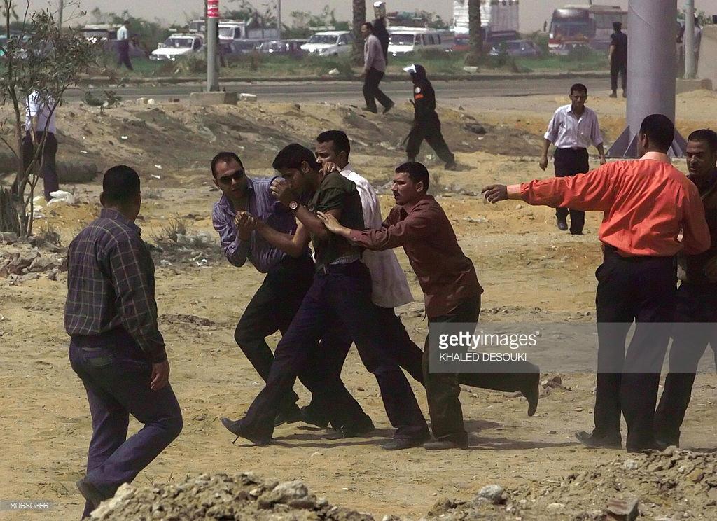 Crackdown on Muslim Brotherhood