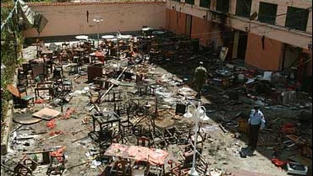 Terror in Morocco