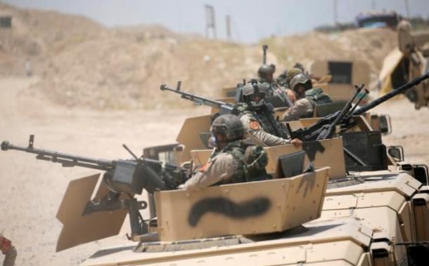 Advance on Fallujah