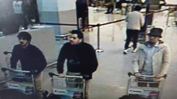 ISIS Attack in Belgium