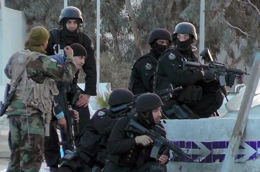 IS Surge in Tunisia