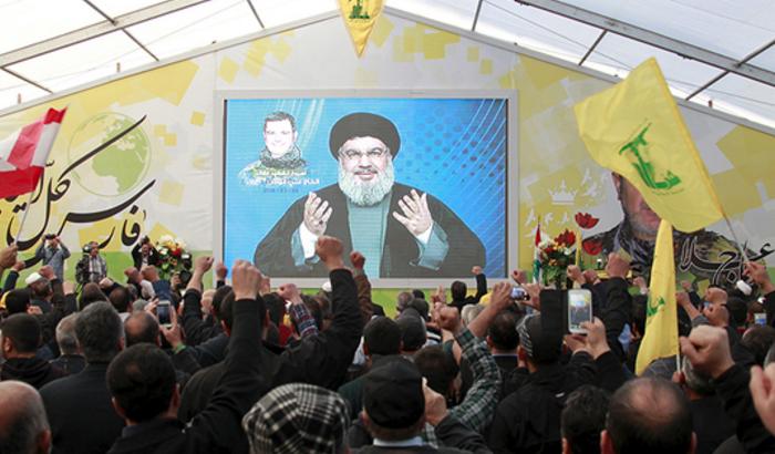 Hezbollah Retaliates Against Lebanon