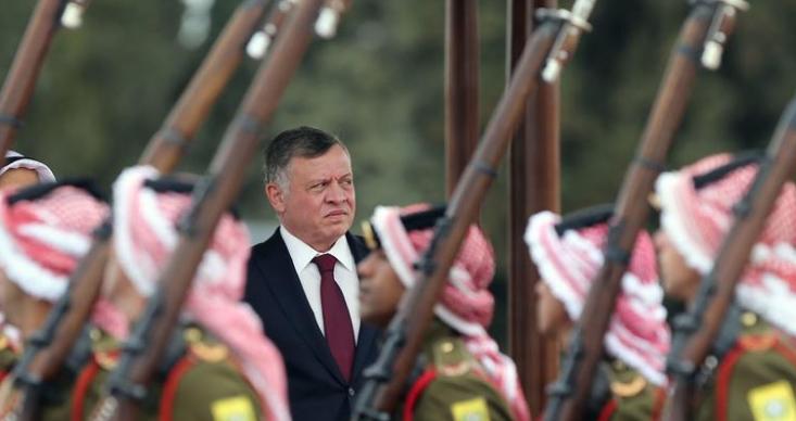 IS Threat in Jordan