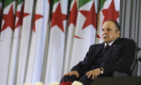 Algerian Constitutional Amendments
