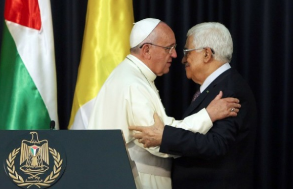 The Vatican Recognizes Palestine