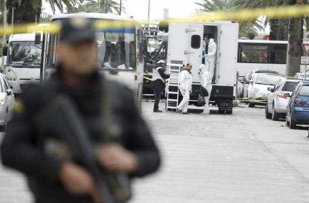IS Targets Foreigners in Tunisia
