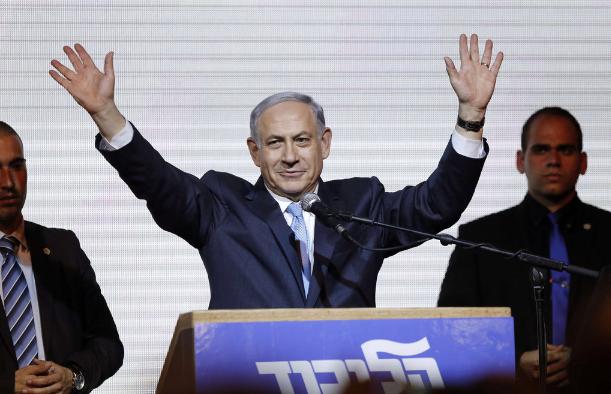 Netanyahu Elected