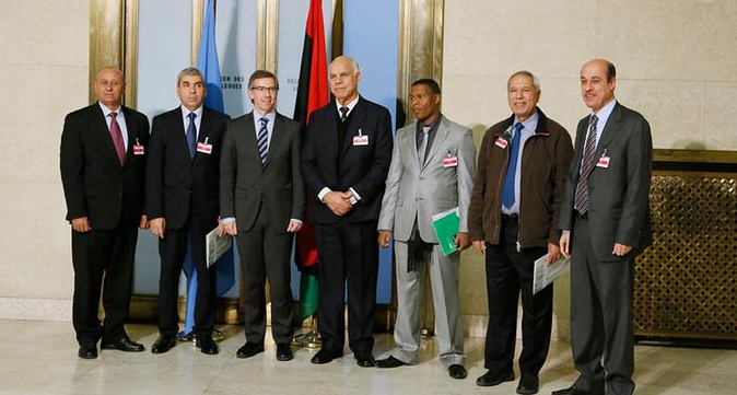 Ceasefire in Libya