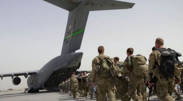 NATO Withdraws from Afghanistan