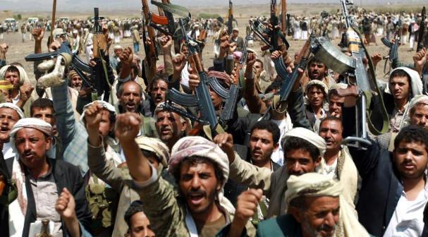 Houthis Take Sana'a