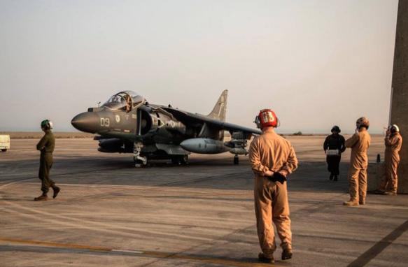 Bahrain Joins the Fight in Yemen