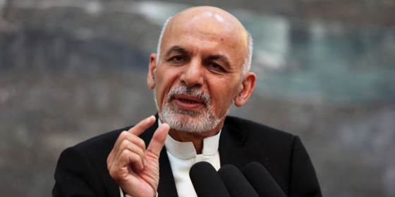 Ghani Wins Presidential Election