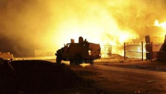 UAE Targets Libya