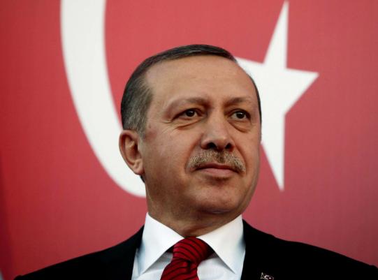 Erdogan Elected President