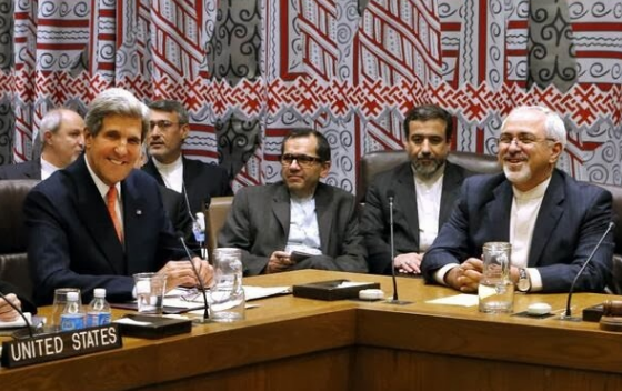 Talks Begin with Iran