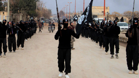 ISIS Advances into Iraq