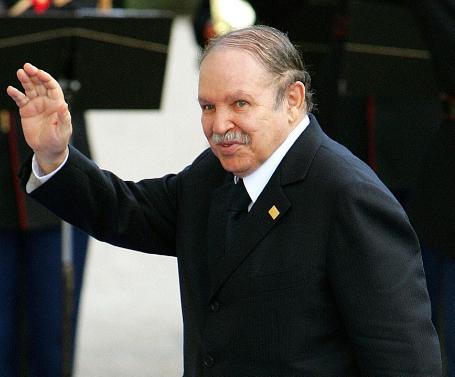 Bouteflika Wins 4th Term