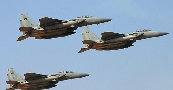 Saudi Arabia Fights Terror
