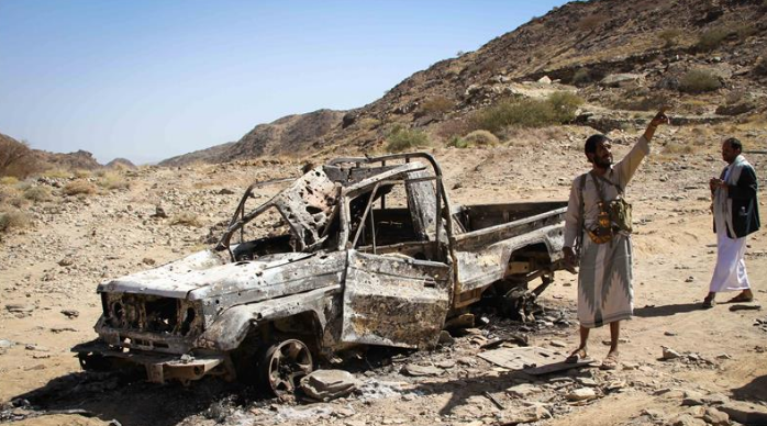 Yemen Calls for End to Drone Strikes