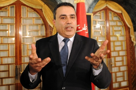 Jomaa Interim Head of Government