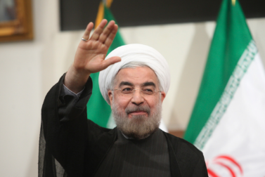Rouhani Wins Presidential Election