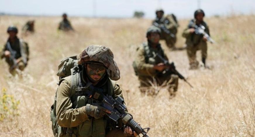 Syrian Civil War Reaches Golan Heights