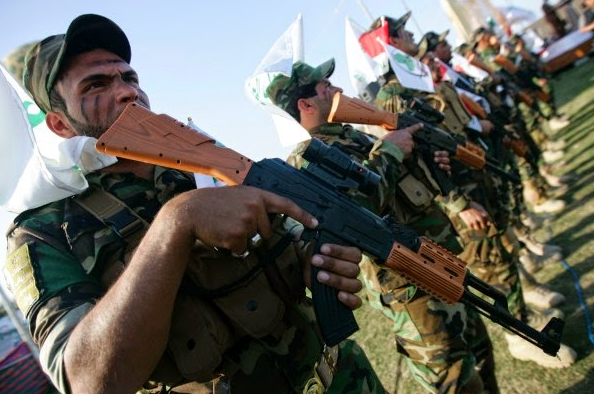 Iraqi Sectarian War