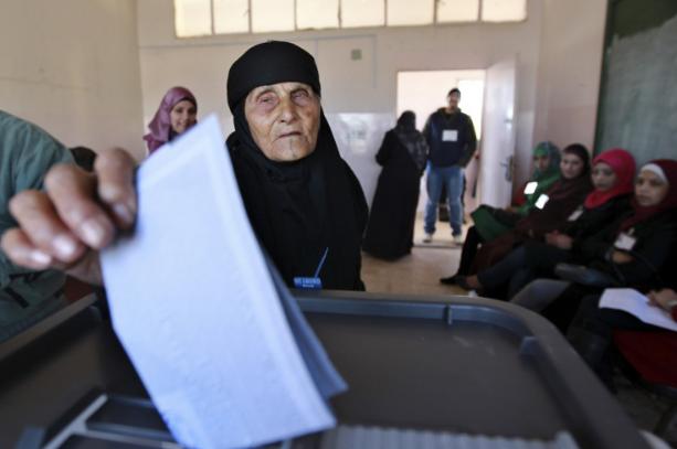 Jordanian Parliamentary Elections