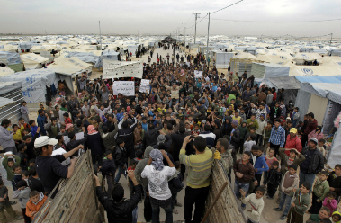 700,000 Syrian Refugees in Lebanon