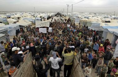 700,000 Syrian Refugees in Lebanon