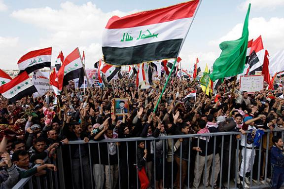 Sunni Protests