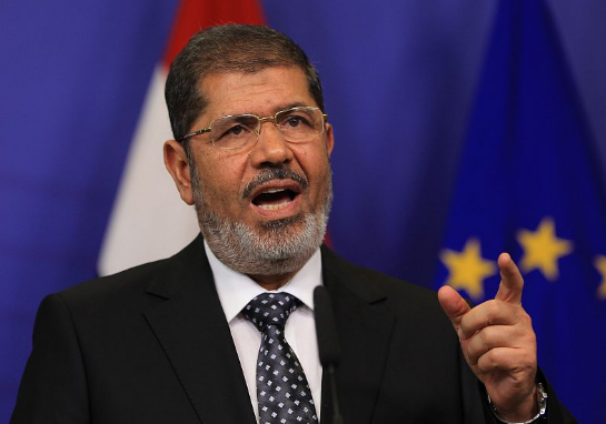 Morsi Attempts to Limit Judiciary