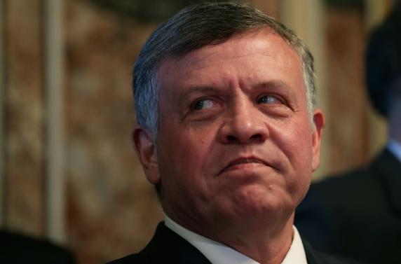 Political Upheaval in Jordan