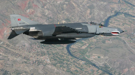 Syria Shoots Down Turkish Plane