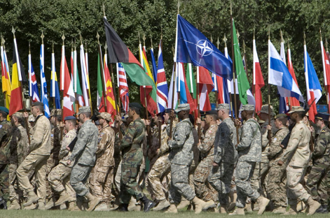 NATO Plans Withdrawal