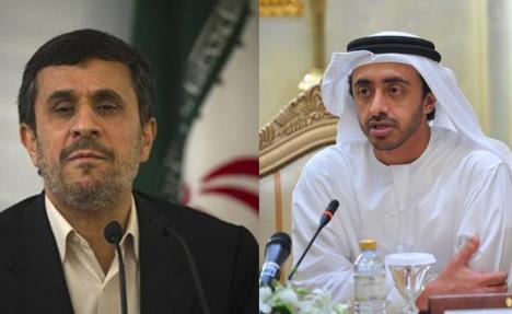 UAE-Iran Island Dispute