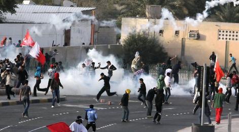 Arab Spring Anniversary