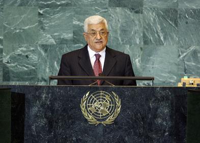 Palestine Campaigns for UN Membership