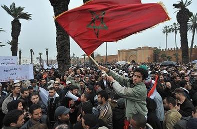 Arab Spring in Morocco